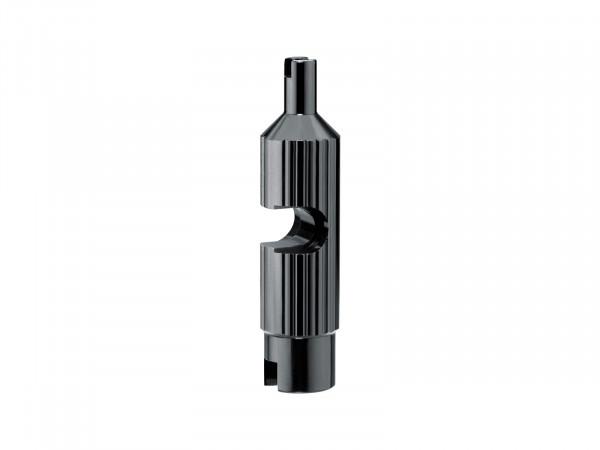 Ventilwerkzeug - schwarz