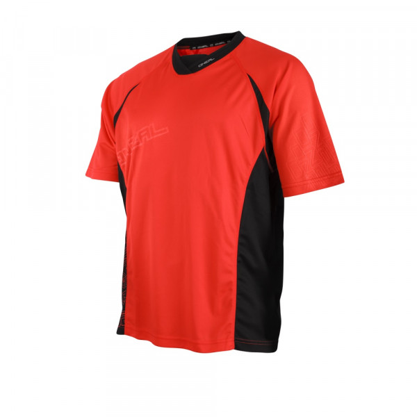 Pin It III Jersey - red