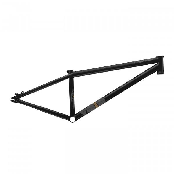 Void Street/Dirtjump Rahmen - black