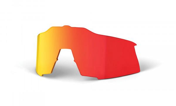 Speedcraft Tall Hiper Ersatzlinse Spiegel - red