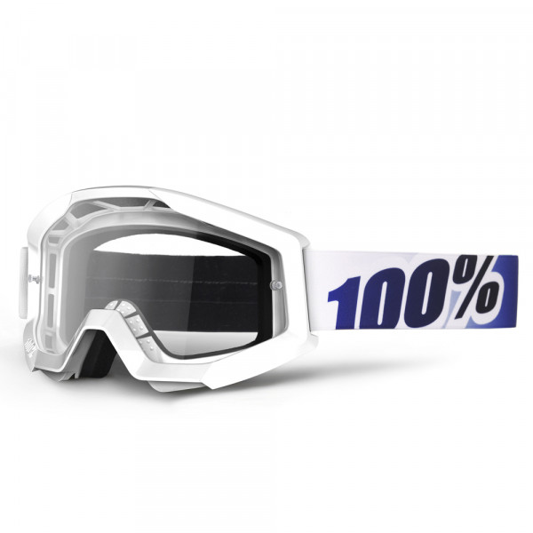 Strata MX Goggle - Ice Age Clear Lens