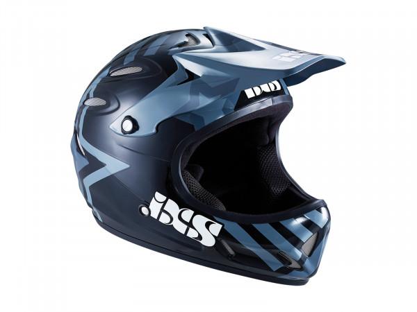 Phobos 5.2 Fullface Helm Black/Grey -SALE-