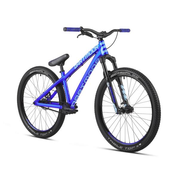 Two6Player Evo Dirtbike - Hellblau