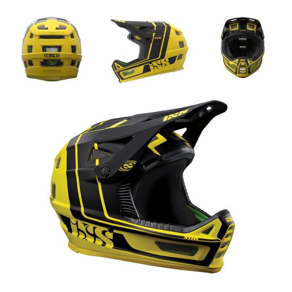 XULT Enduro/DH Helm - gelb