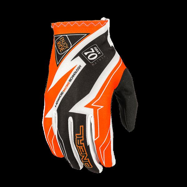 Matrix Glove Racewear Handschuh Black/Orange