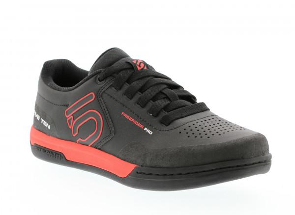 Freerider Pro MTB Schuh - schwarz/rot