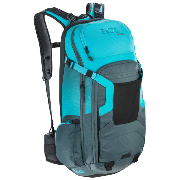FR Trail Rucksack - 20L - slate-neon blue