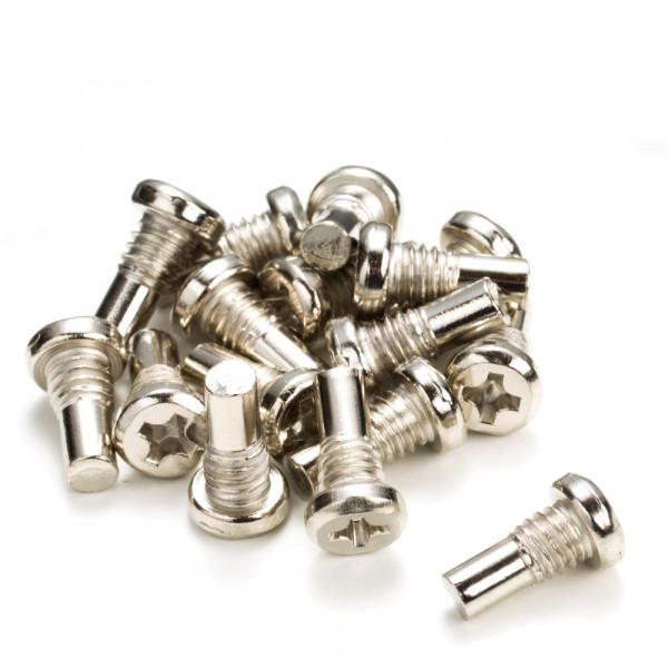 Ersatz Pins für Plattformpedale 32 Stück Stahl - M4