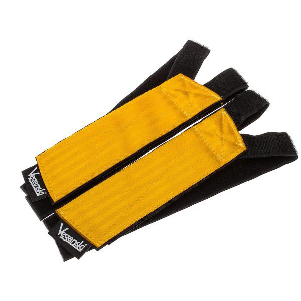Freestyle Pedal Straps - yellow