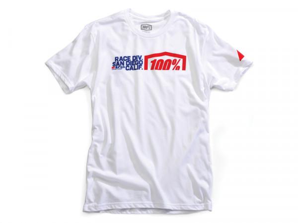 Division T-Shirt - white