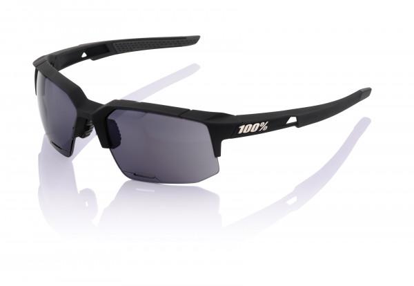 Speedcoupe Sportbrille - mirror lens - black