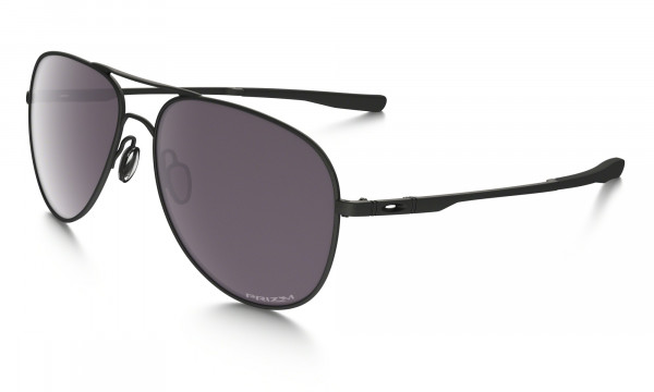 Sonnenbrille - Elmont -  Matte Black- Prizm Daily Polarized (Large)