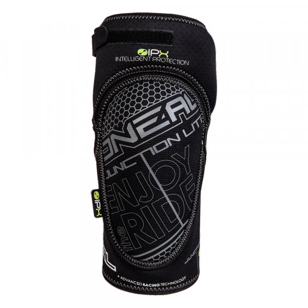 Junction Lite Knee Guard - black/gray