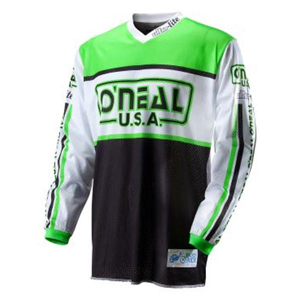 Ultra Lite LE 83 Jersey/Trikot black/green - 2013