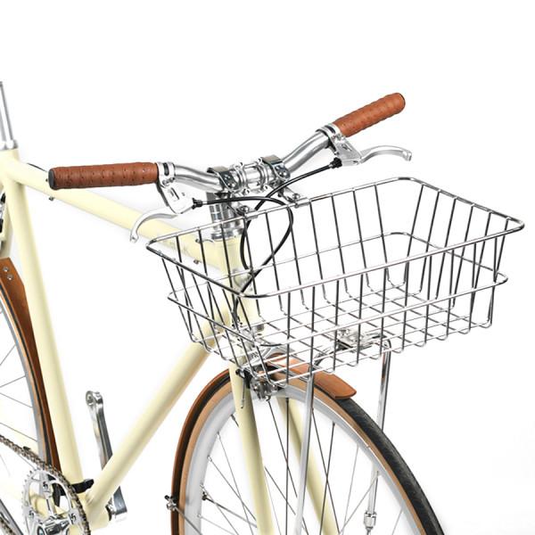 Basket Korb für Vorderradmontage - inkl. Montagezubehör