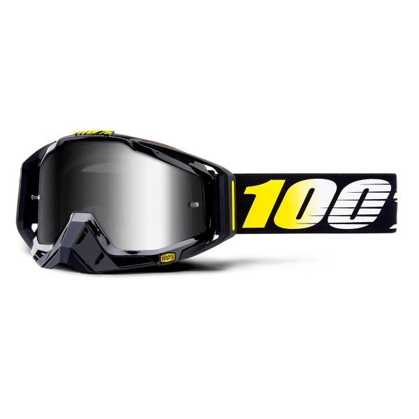 Racecraft Goggle Anti Fog Mirror Lens - Cosmos 99