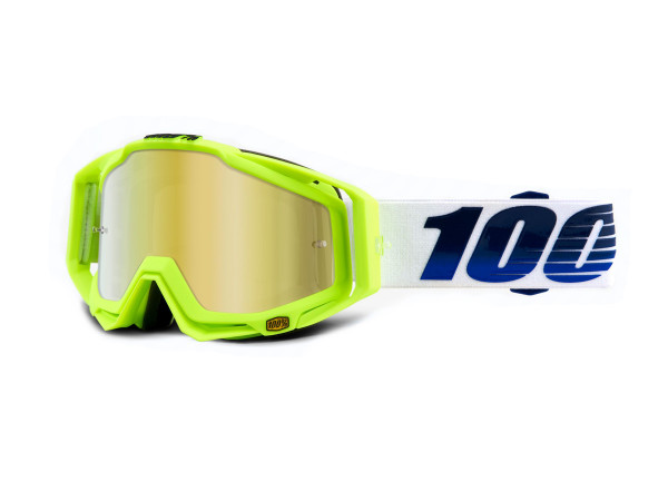 Racecraft Goggle Anti Fog Clear Lens - GP21