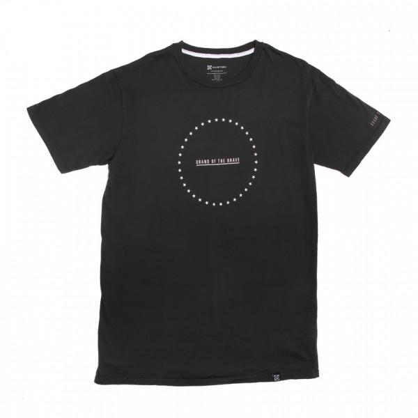 BOTB Stars Tee T-Shirt - Graphite