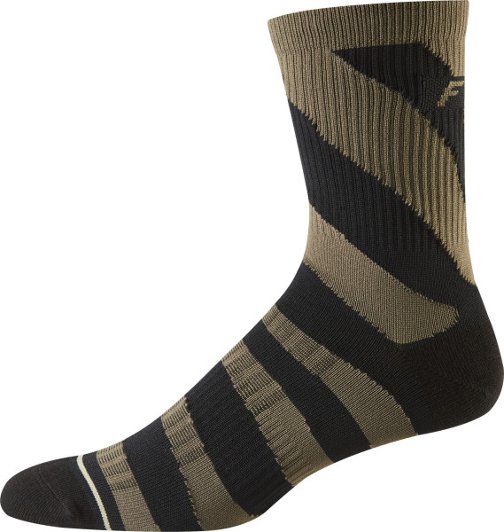 "6"" Trail Socken - Dirt"