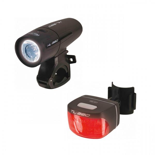 LS-380 Leuchtenset