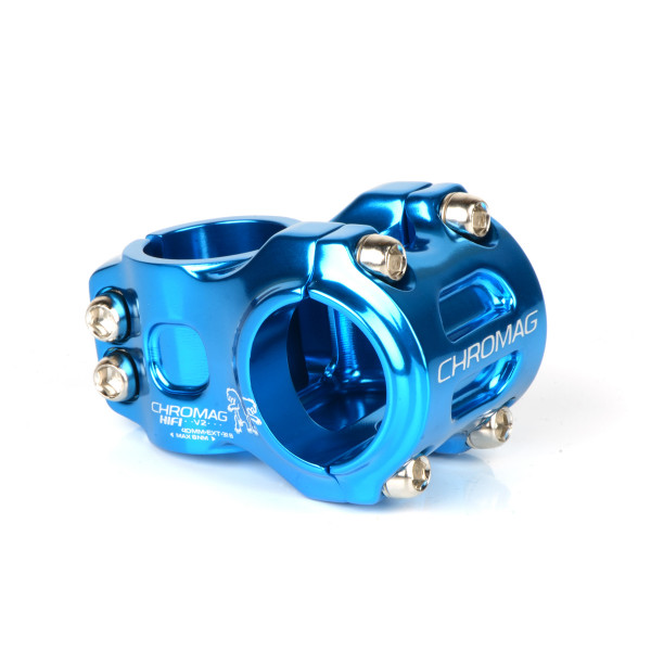 Hifi V2 Vorbau Blue