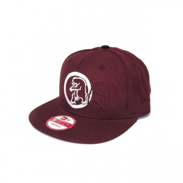 Circle New Era Snapback Cap
