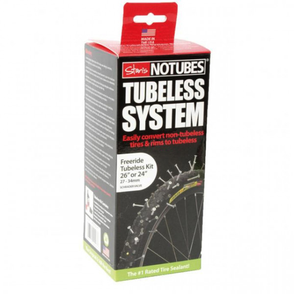 Tubeless System Freeride Kit