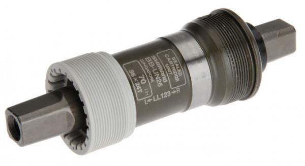 BB-UN26 Vierkant Innenlager 70 mm ITA 122,5 mm