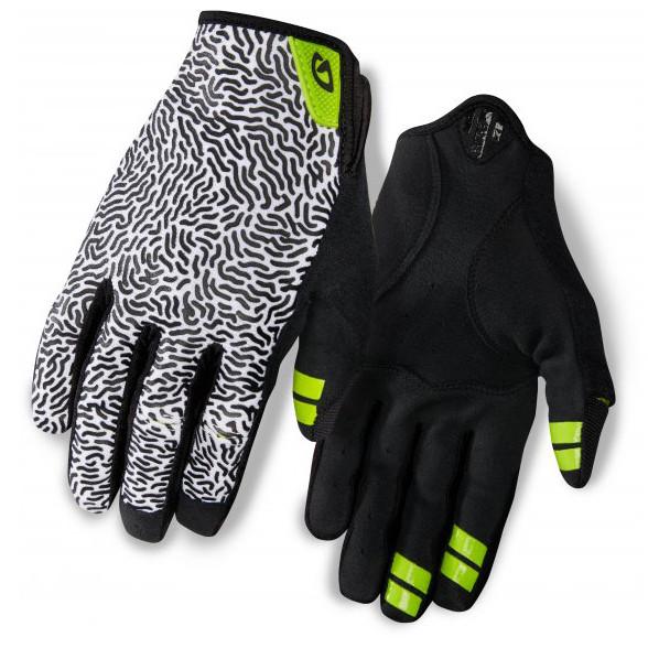 DND Handschuhe 2016 - squiggle/black