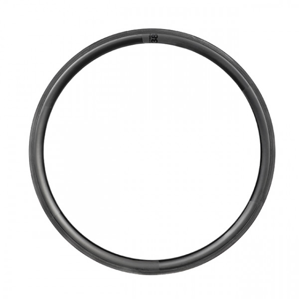 Notorious Deep Section Carbon Felge 28 Zoll - 38mm
