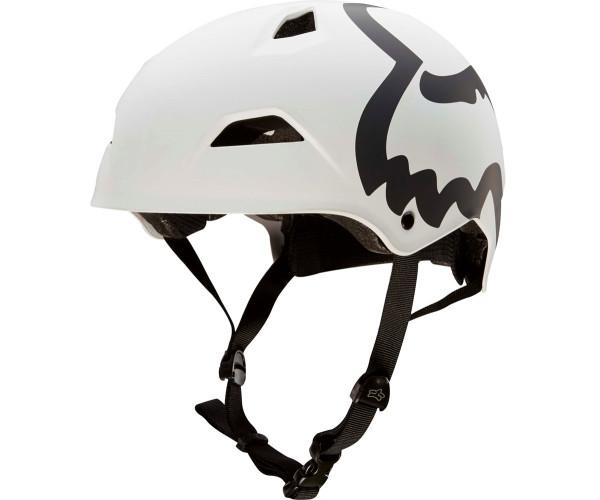 Flight Helm - Eyecon Matte White