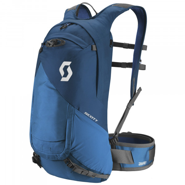 Trail Protect FR' 12 Protektor-Rucksack Seaport Blue/Seaport Blue
