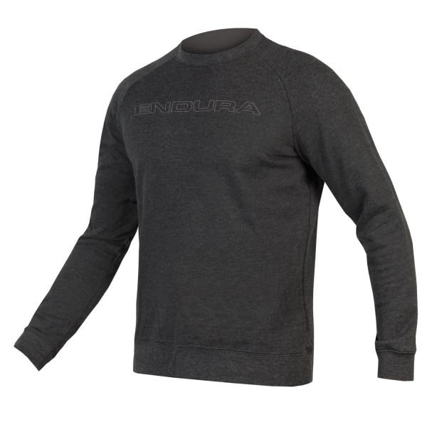 One Clan Crew Neck Sweat Shirt - grau