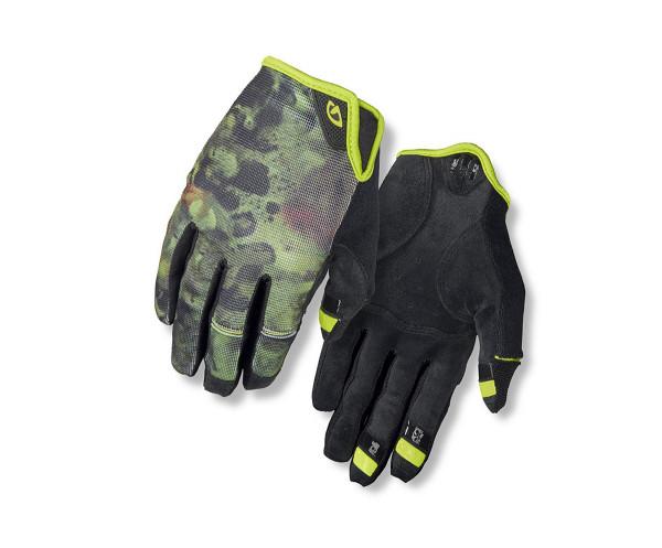 DND Handschuhe - Grün/Schwarz