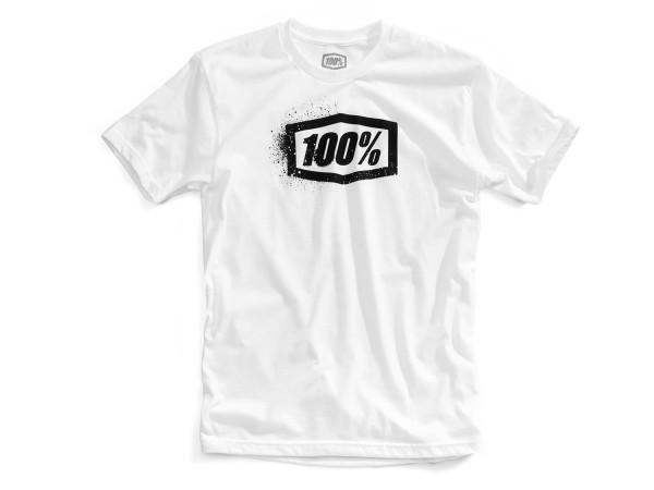 Saga T-Shirt - Weiss
