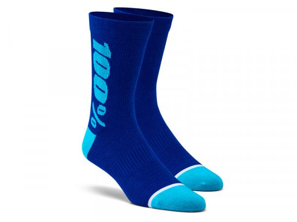 Rythym Socken - blau