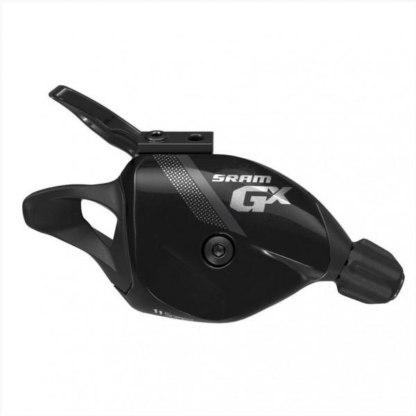 GX 11-Fach Schalthebel ohne Klemme - Schwarz