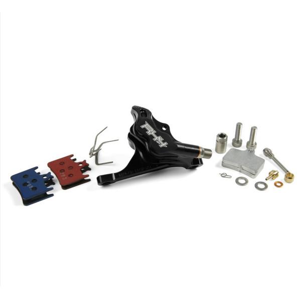 RX4 Bremssattel Flatmount Complete vorn - Sram - Schwarz