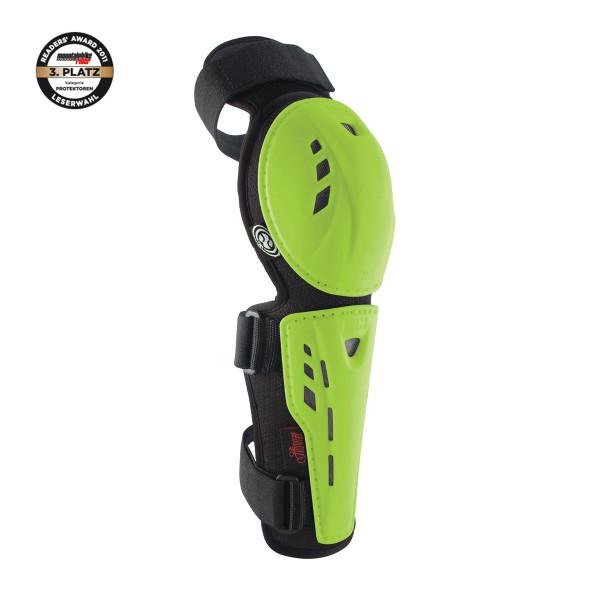 Hammer Series Ellbogenprotektor - grün