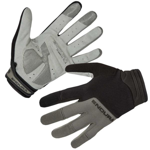 Hummvee Plus Handschuh II - schwarz