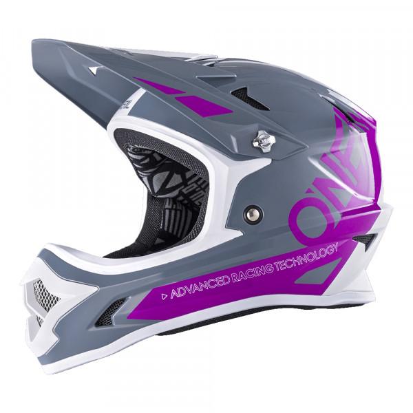Backflip RL2 Bungarra DH Helm - white/purple