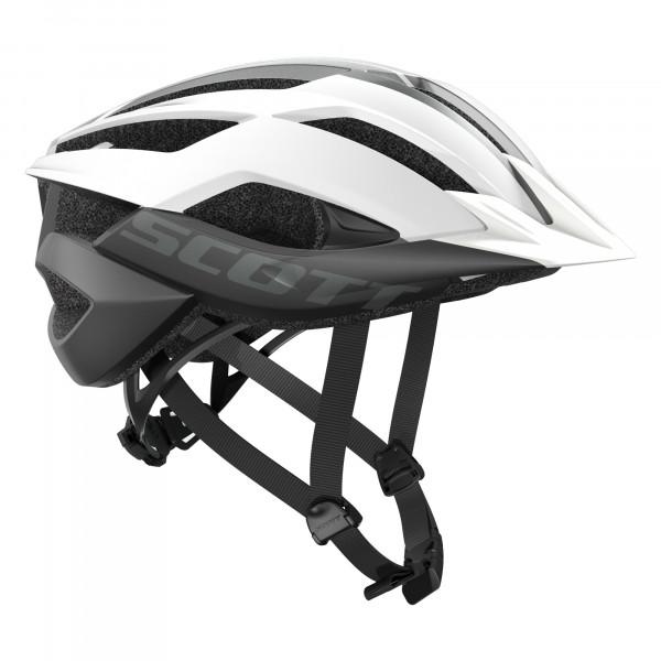 Arx MTB Fahrradhelm - white/black