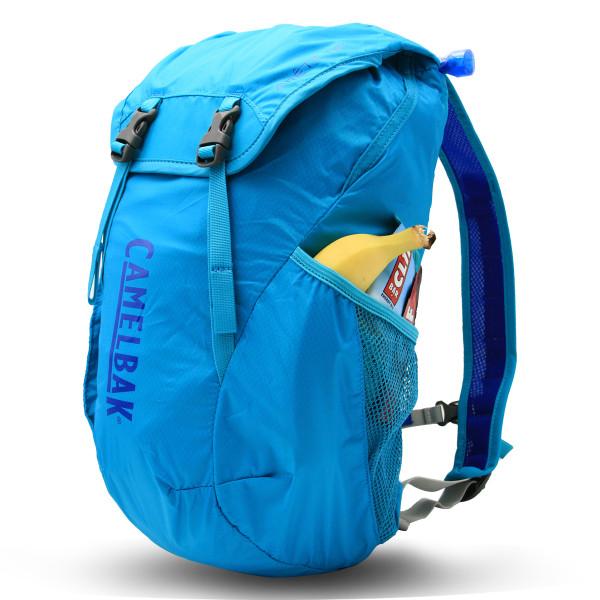 Arete 18 Trinkrucksack - 16,5l + 1,5l Reservoir - bluebird / olympian blue