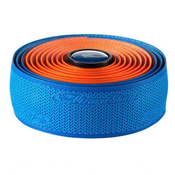 DSP DuraSoft Polymer Dual Lenkerband - 2,5mm - Blau/Orange