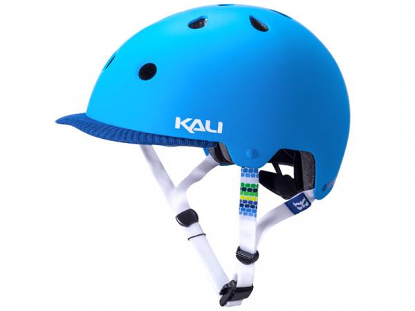 Saha Commuter Dirt/BMX Helm -Blau