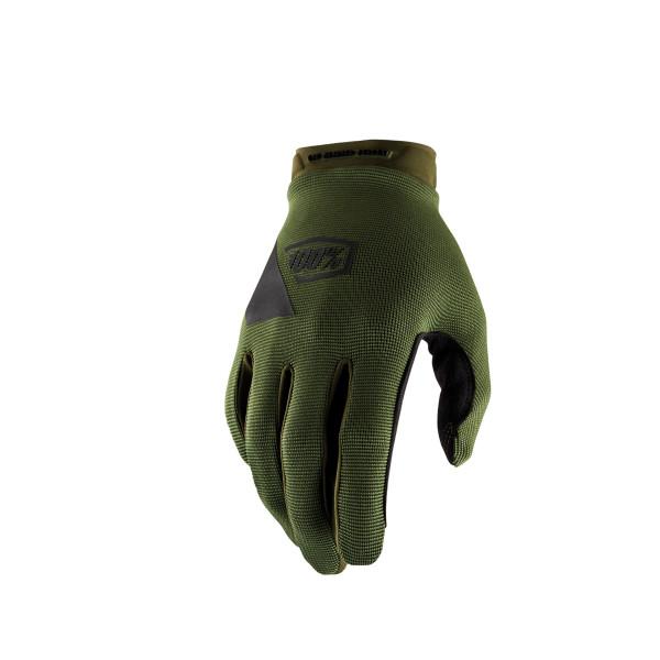 Ridecamp Handschuhe - Fatigue Grün
