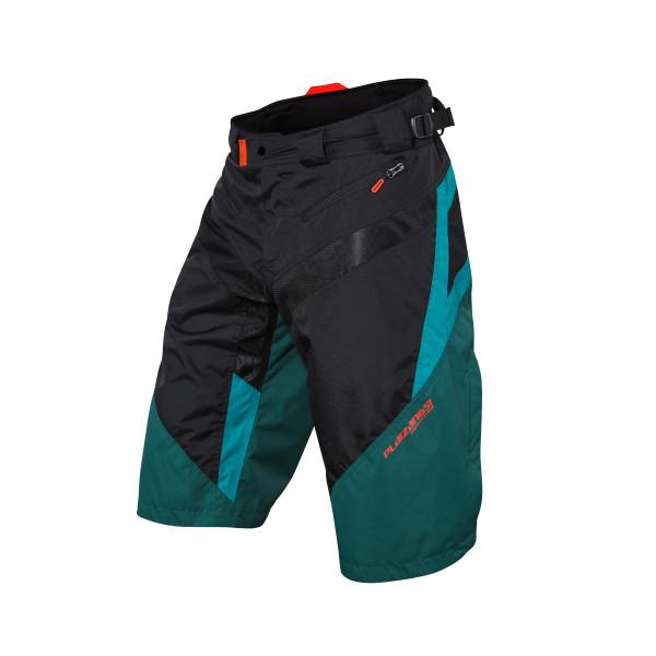 Snakebite Shorts - petrol
