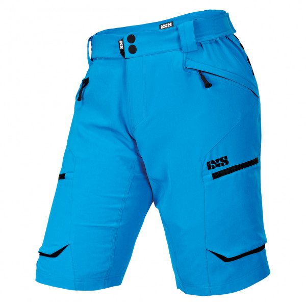 Tema 6.1 Trail Shorts - fluor blue