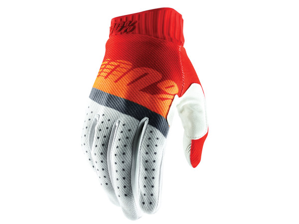 Ridefit Handschuh - Orange/Blau