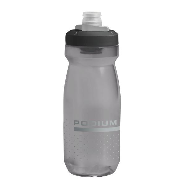 Podium Trinkflasche 620 ml - Grau